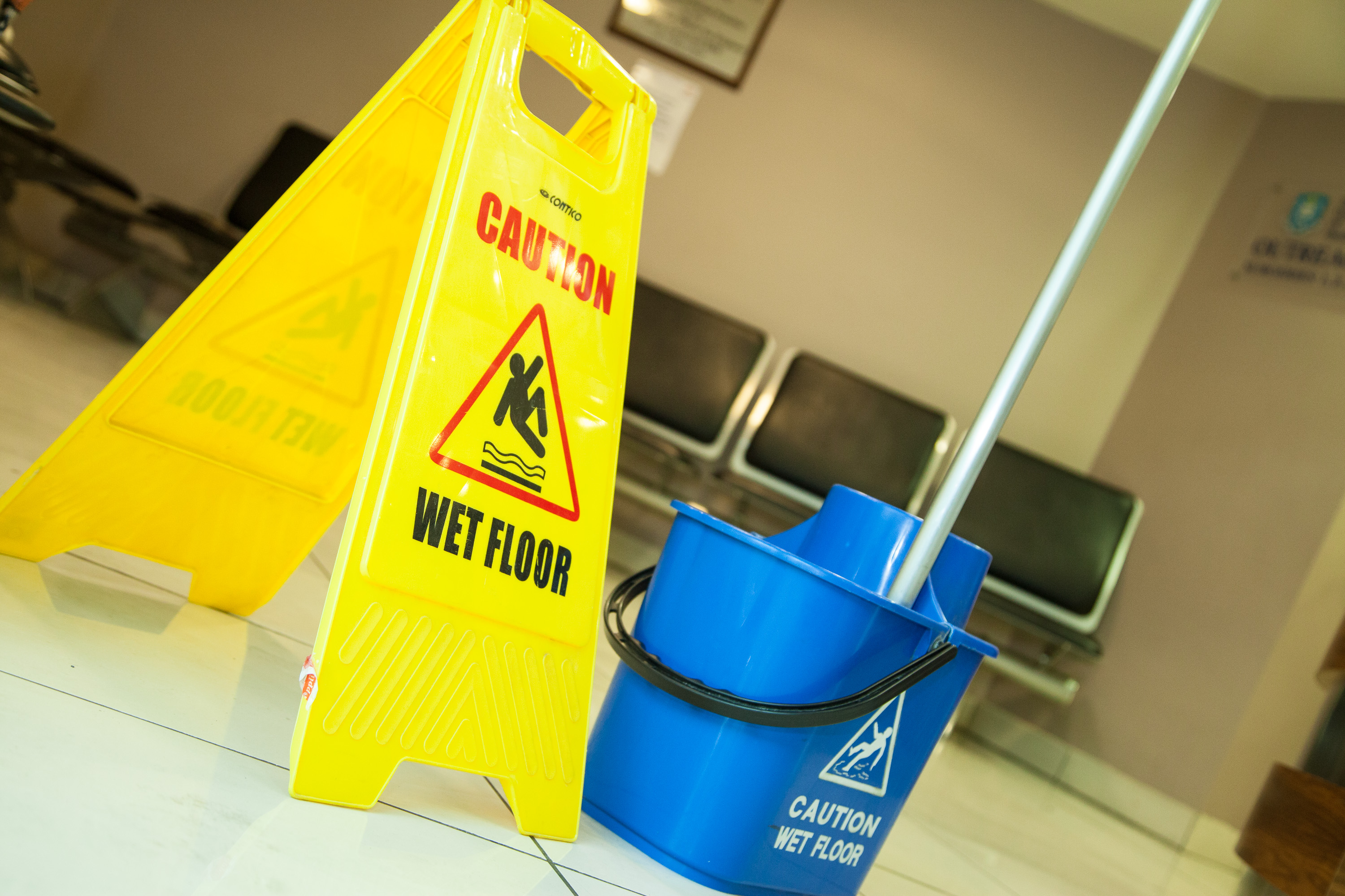 Commercial Cleaning in Sheffield