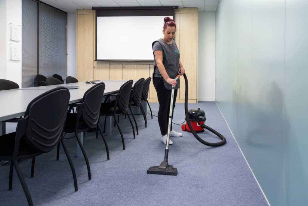 commercial cleaning rotherham